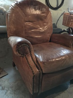 Leather Recliner for Sale in Philadelphia, PA