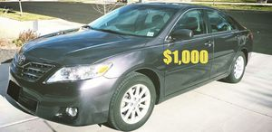 🍁$ 1,000 Selling my 2011 Toyota Camry BASE🍁 for Sale in Oakland, CA