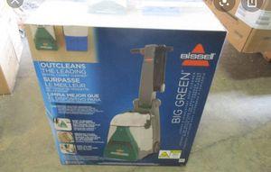 Bissell carpet cleaner big green machine for Sale in Fairfax, VA