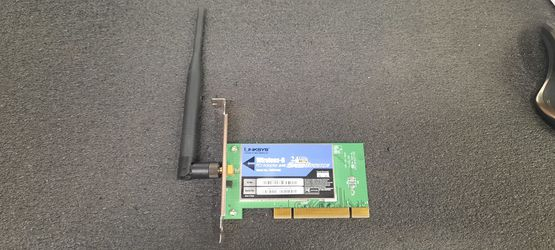 Vintage PCI Wireless Card For Retro Builders for Sale in Vancouver,  WA