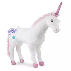 Melissa & Doug Giant Unicorn Stuffed Animal for Sale in Sachse, TX