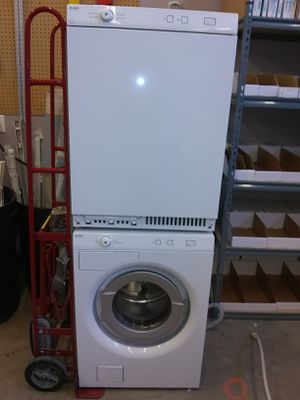 Asko WASHER AND DRYER.. original price at $1800 for Sale in Jersey City, NJ
