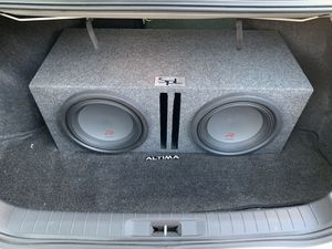 Alpine Type R subs for Sale in Howell Township, NJ