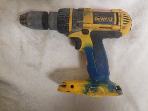 "Dewalt 18v XRP 1/2"" hammer drill for Sale in Lynwood, IL"