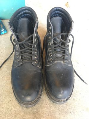 Work Force Boots mens 7.5 for Sale in Norfolk, VA