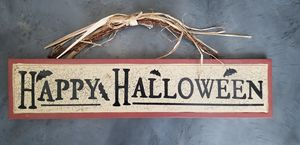 Halloween Sign for Sale in Houston, TX