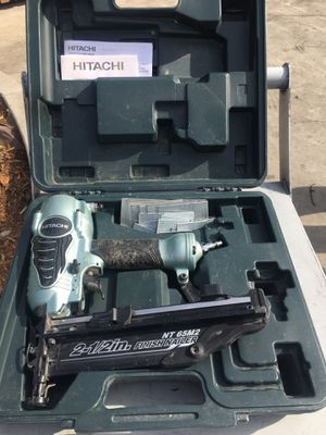 Hitachi 16g Finish Nailer for Sale in San Leandro, CA