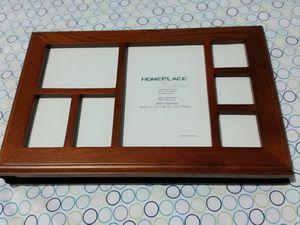 Pictures album wood frame for Sale in Harrisonburg, VA