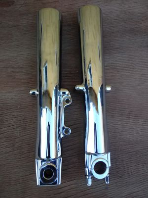 Harley Davidson 1998-2013 Chrome lower legs for Sale in Los Angeles, CA