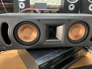 Center speakers. Klipsch for Sale in Escondido, CA