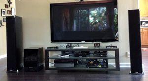 Polk audio floorstanding speakers (almost new) for Sale in Sunnyvale, CA