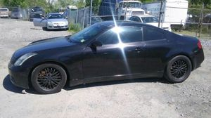 2004 Infiniti G35 200k Hwy miles 6-Speed runs and Drives!!! for Sale in Temple Hills, MD