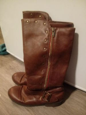 Girls riding boots size 4 for Sale in Melbourne, FL