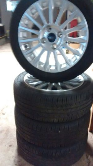 2016 Ford fiesta tires and rims for Sale in Phoenix, AZ