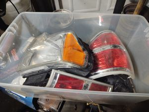 2009 F150 Tail Lights and Headlights for Sale in Tacoma, WA