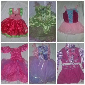 Dress up lot girl Costume for Sale in Kannapolis, NC
