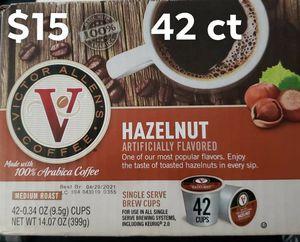 Brand new 42ct hazelnut-$15 for Sale in Riverview, FL