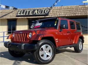 2009 Jeep Wrangler Unlimited for Sale in Visalia, CA