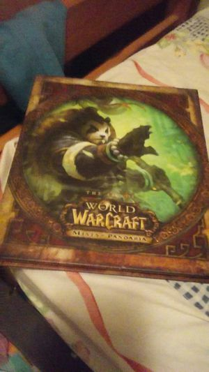 A Warcraft book for Sale in Farmville, VA