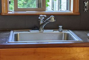 Free kitchen sink and faucet for Sale in Seattle, WA
