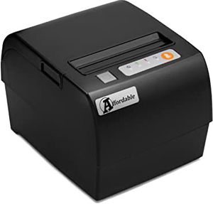 New Thermal Receipt Printer by Affordable - POS USB Receipt Printer Ethernet- with Auto Cutter 80mm - Support Cash Drawer Interface for Sale in Pomona, CA