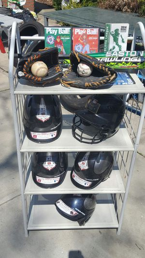 BASEBALL EQUIPMENT for Little League for Sale in Queens, NY