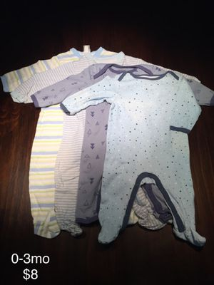 0-3mo Baby Boy Clothing for Sale in Duvall, WA