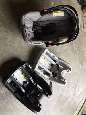 Full GRACO Click Connect System - Stroller/car seat/base x 2/toddler seat for Sale in Bellingham, WA