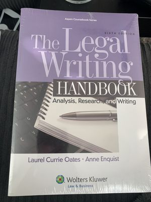 Legal Writing - Just Writing - The Legal Writing Handbook for Sale in Altamonte Springs, FL