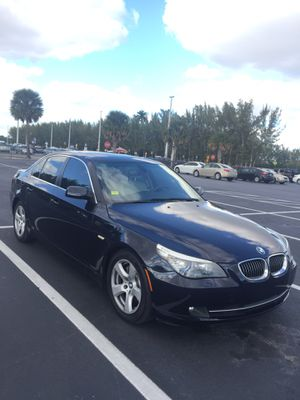 2008 BMW 5 Series 50K for Sale in Miami, FL