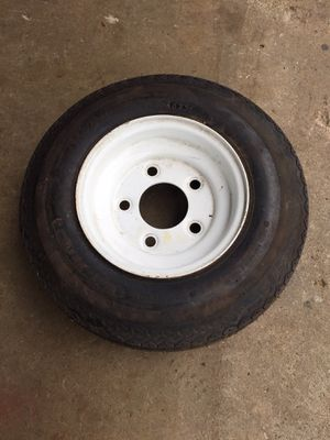Small trailer spare tire. Brand new for Sale in Waterford Township, MI