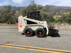 Bobcat Skid steer and dump trailer for Sale in Banning, CA