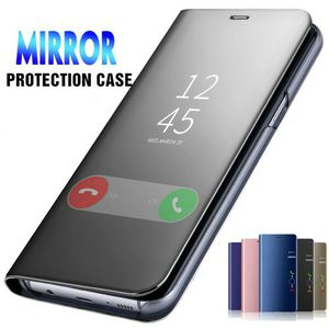 Metallic Mirror Stand Flip Case For Samsung Galaxy A20 remember this is ONLY A PHONE CASE. SEALED IN PLASTIC. for Sale in Metuchen, NJ