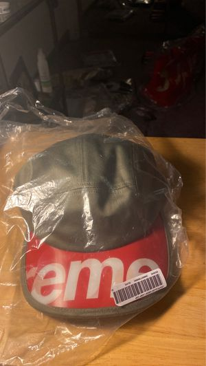 Supreme lenticular visor camp cap for Sale in Las Vegas, NV
