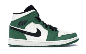 Air Jordan 1 Mid Pine Green Size 13 for Sale in Hollywood, FL