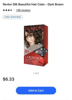 2 Revlon Colorsilk Dark Brown for Sale in Tracy, CA