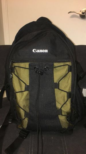 Canon Deluxe backpack 200EG for Sale in San Diego, CA