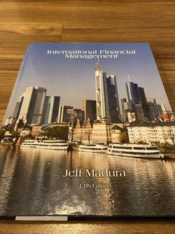 international financial management 12th edition Book for Sale in Portland,  OR