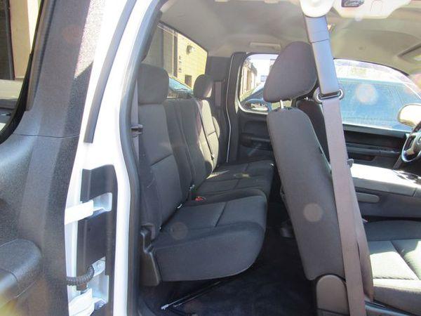 2012 Chevrolet Silverado 1500 Extended Cab