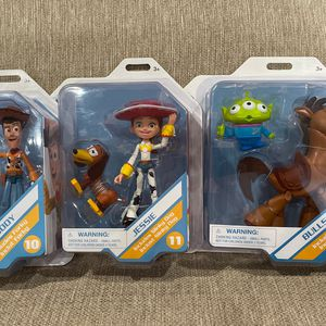 Pixar Toy box Woody, Jessie And Bullseye for Sale in Downey, CA