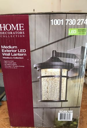 Home decoration collection light for Sale in Las Vegas, NV