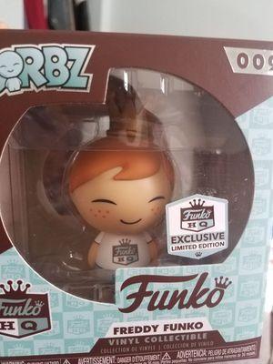 Freddy Funko Dorbz HQ Exclusive Grand Opening for Sale in Tacoma, WA