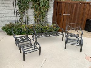 Patio set (no cushion) for Sale in Plano, TX