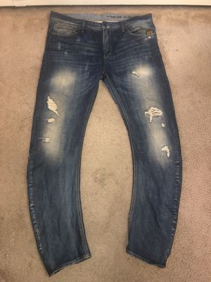 G-star distressed jeans for Sale in The Bronx, NY
