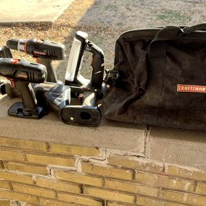 Craftsman power tools for Sale in Wichita, KS