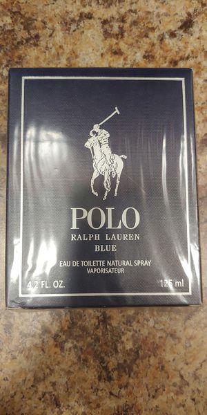 Ralph Lauren Polo Blue Men's Cologne - 4.2 FL OZ for Sale in Ridley Park, PA
