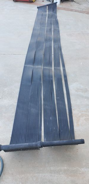 20 ft long pool solar heater panel approx 3ft wide for Sale in El Cajon, CA
