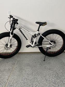 2 New Full Suspension Fat Tire Bikes for Sale in Sunnyside,  WA
