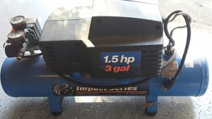 3.5 gallon air compressor for Sale in Del Valle, TX