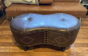 Used ottoman $20 for Sale in Bakersfield, CA
